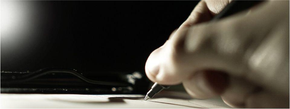 Firma assegni, Grafologo testamento, firma contratto, firma fideiussione