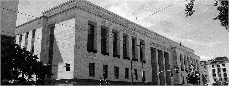 Palazzo di giustizia di Milano - Perito Grafologo